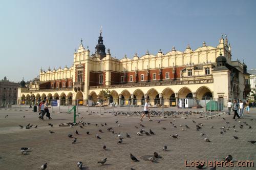 Rynek Glowny -Krakow- Poland Rynek Glowny -Cracovia- Polonia