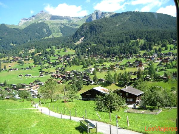 Grindelwald suiza losviajeros for Oficina turismo suiza