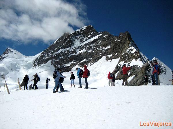 Jungfrau, El techo de Europa - Suiza Jungfrau - Top of Europe - Switzerland