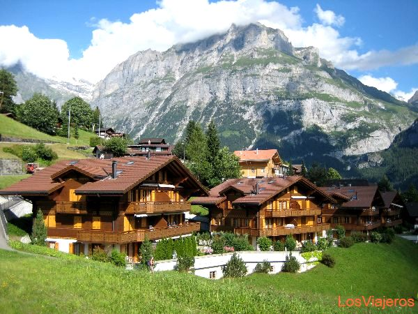 Grindelwald - Suiza
