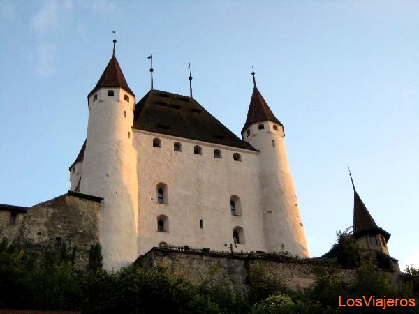 Castillo de Thun - Suiza Castle of Thun - Switzerland