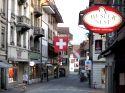 Ir a Foto: Calles de Thun  Go to Photo: The town of Thun