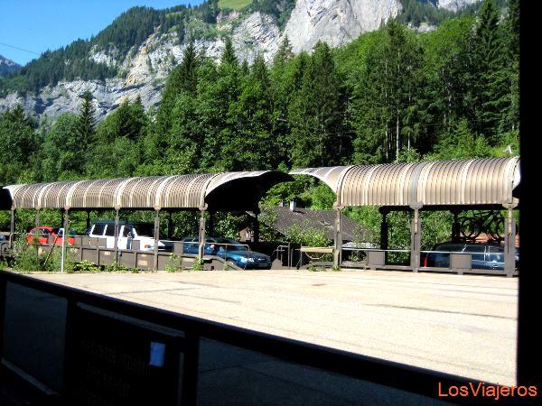 Lötschberg - Switzerland Lötschberg - Suiza