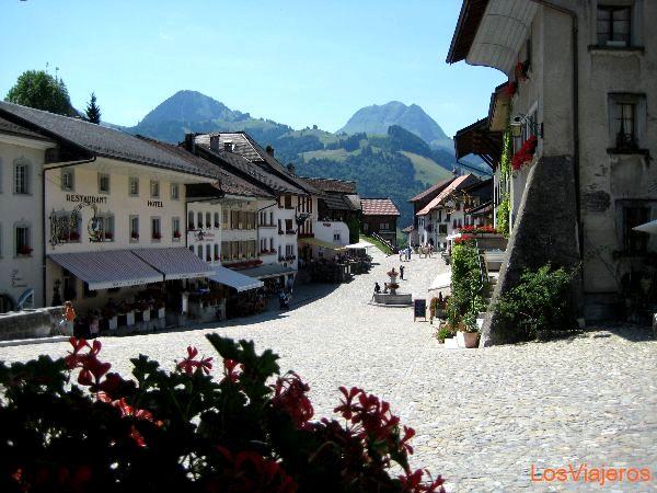 Gruyere - Switzerland Gruyeres - Suiza