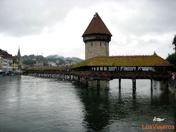 Luzern - Switzerland Lucerna - Suiza