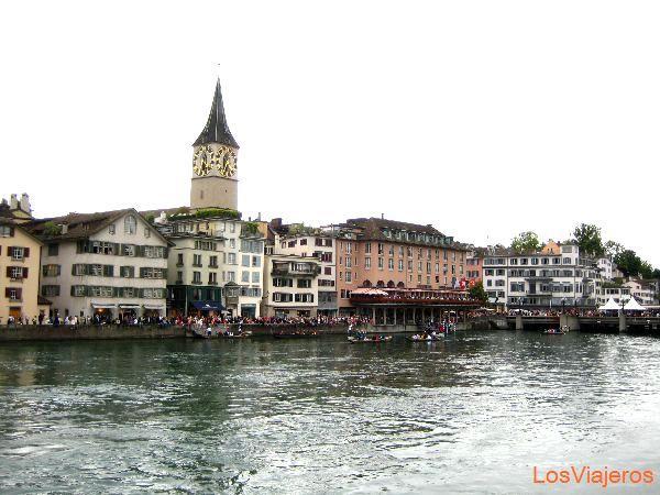 Zurich - Switzerland Vistas de Zurich - Suiza