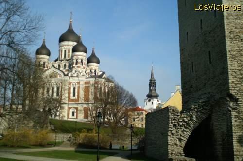 Catedral Alexander Nevski - Tallin - Estonia Alexander Nevski Cathedral - Tallinn - Estonia