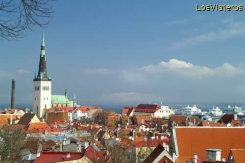 Iglesia de San Olav - Tallinn - Estonia
