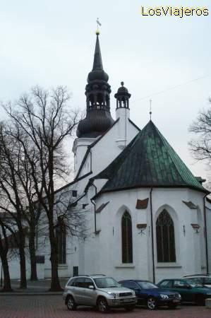 Catedral de la Virgen Maria - Tallin - Estonia Cathedral of Saint Mary the Virgin - Tallinn - Estonia