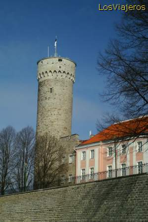 Castillo de Toompea - Tallin - Estonia Toompea Castle - Tallinn - Estonia