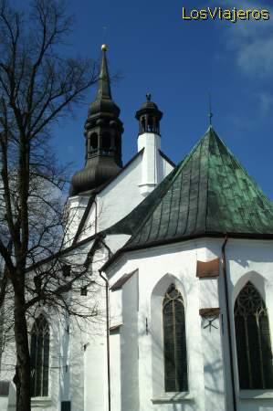 Cathedral of Saint Mary the Virgin - Tallinn - Estonia Catedral de la Virgen Maria - Tallin - Estonia