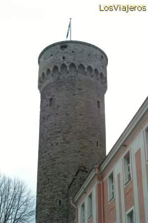 Toompea Castle - Tallinn - Estonia Castillo de Toompea - Tallin - Estonia