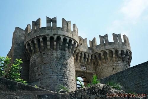 Rodas-Ciudad Amurallada-Grecia Rhodes-Fortified City-Greece
