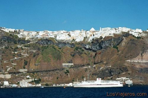 Santorini-Greece Santorini-Grecia