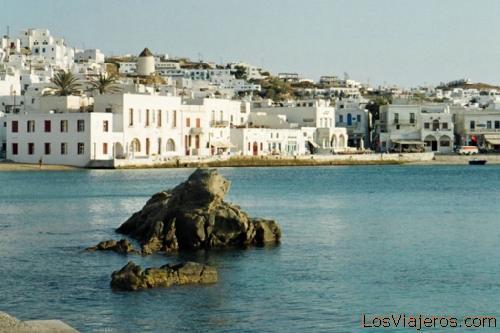 Mikonos-Grecia