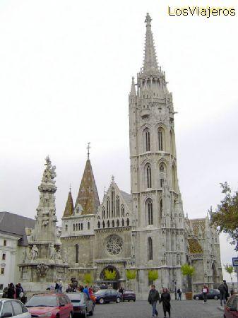 iglesia de San Matias -Budapest- Hungria Matthias Church -Budapest- Hungary