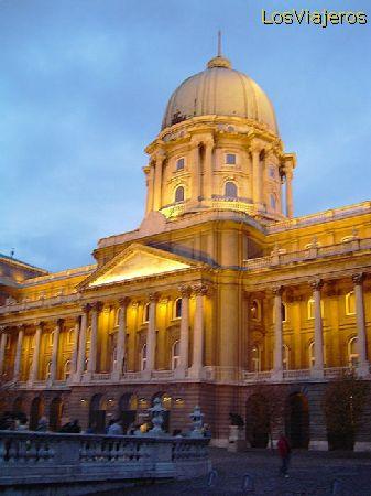 Royal Palace -Budapest- Hungary Palacio Real -Budapest- Hungria