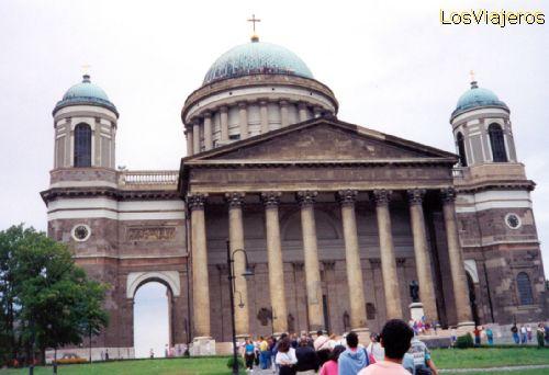 Catedral de Esztergom -Hungria Cathedral of Esztergom- Hungary