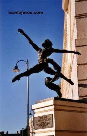 Millbank Sculpture - Tate Gallery - London - Reino Unido