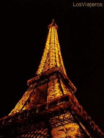 Torre Eiffel - Paris - Francia