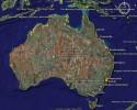 Go to big photo: Map of Australia