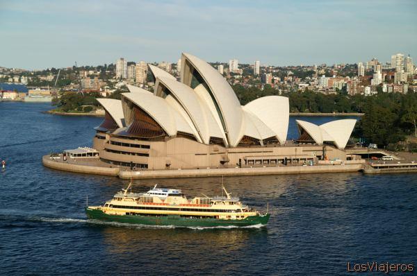 Opera de Sidney - Australia Sydney Opera House - Australia