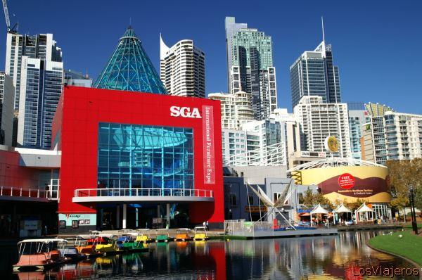 Sydney general view - Australia La ciudad de Sidney - Australia