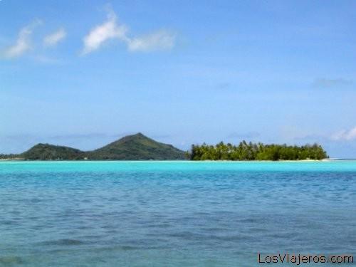 Motu Bora Bora - Oceania Motu Bora Bora - Oceania