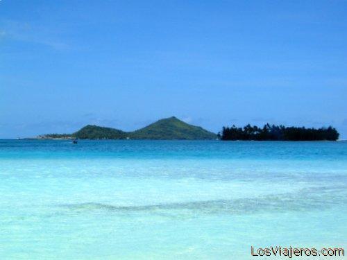 Motu Ahuha - Bora Bora - Oceania