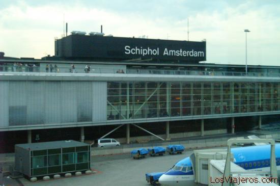 Aeropuerto Internacional de Schipool - Amsterdam - Global Schipool International Airport - Amsterdam - Global