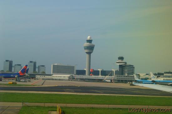 Aeropuerto Internacional de Schiphol - Amsterdam - Global Schiphol International Airport - Amsterdam - Global