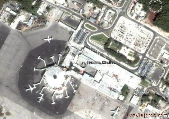 Aeropuerto Internacional de Cancun - Mexico - Global Cancun International Airport - Mexico - Global