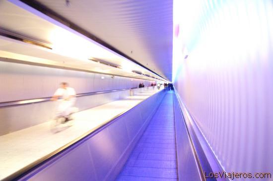 Aeropuerto Internacional de Frankfurt - Alemania - Global Frankfurt International Airport - Germany - Global