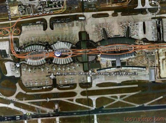Aeropuerto Internacional Charles de Gaulle - Paris - Global Charles de Gaulle International Airport - Paris - Global