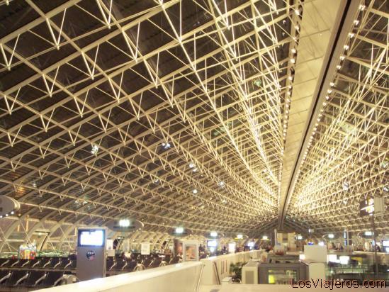 Charles de gaulle international airport paris globalaeropuerto