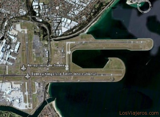 Aeropuerto Internacional de Sidney - Australia - Global Sydney International Airport - Australia - Global